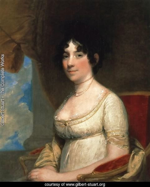 Dolley Madison (Mrs. James Madison)  1804