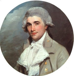 Gilbert Stuart - James Heath  1783-84