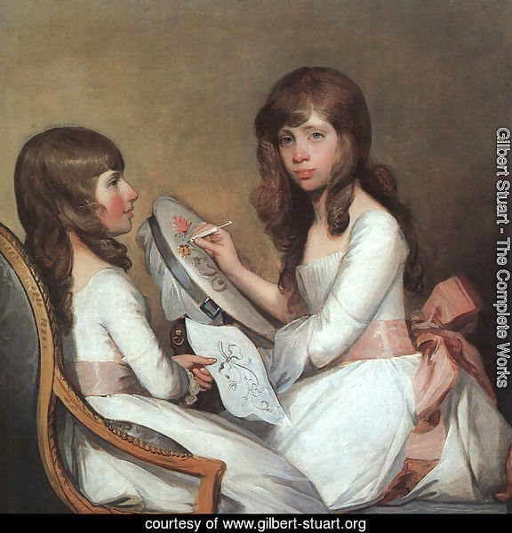 Miss Dick and her Cousin Miss Forster  1792-97