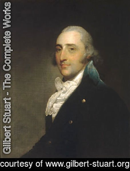 Gilbert Stuart - Charles Lee or Gentleman of the Lee Family