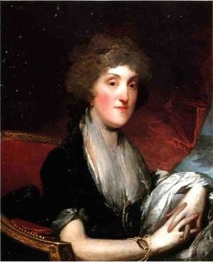 Gilbert Stuart - Mrs. Alexander James Dallas, nee Arabella Maria Smith