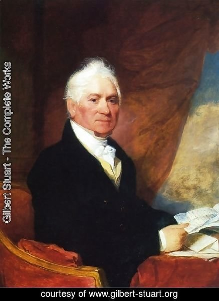 Gilbert Stuart - Mr. Barney Smith