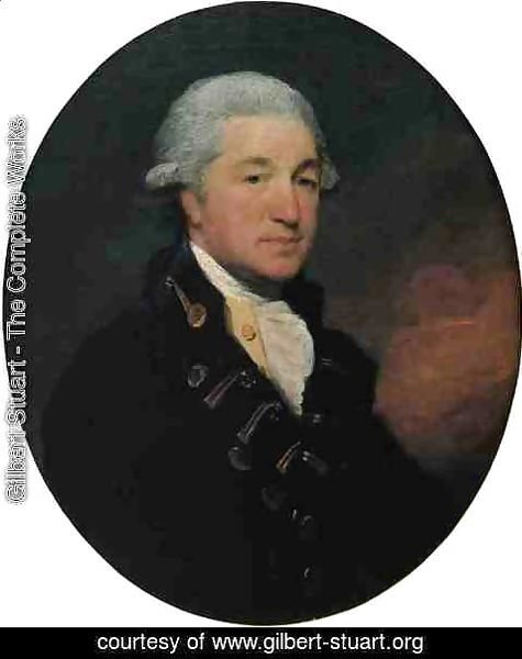 Gilbert Stuart - John Jones of Frankley