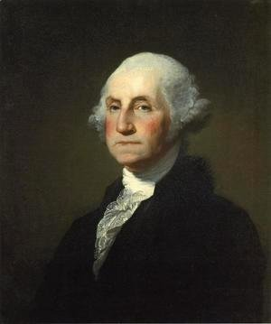 Gilbert Stuart - George Washington I