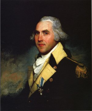 Gilbert Stuart - General Peter Gansevoort