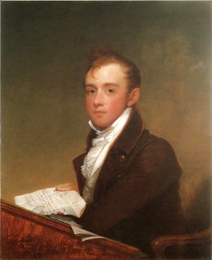 Gilbert Stuart - William Rufus Gray