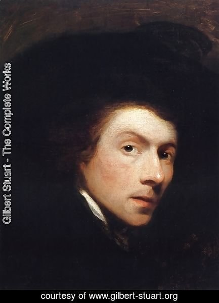 Gilbert Stuart - Self Portrait