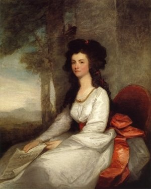 Gilbert Stuart - Eleanor Gordon