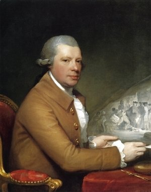 Gilbert Stuart - John Hall