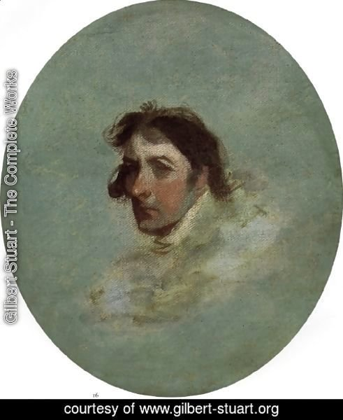 Gilbert Stuart - Self Portrait I