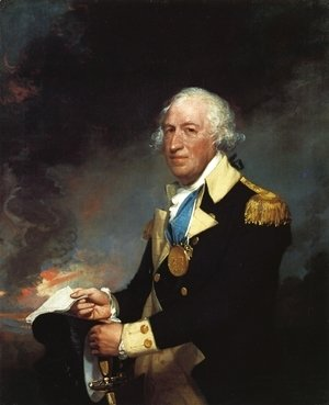 Gilbert Stuart - Horatio Gates
