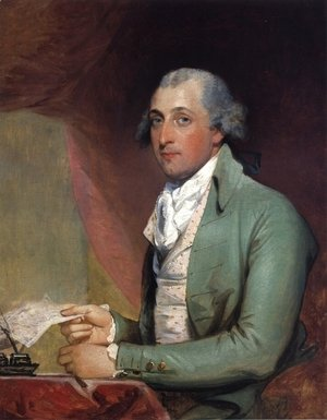 Gilbert Stuart - William Bayard