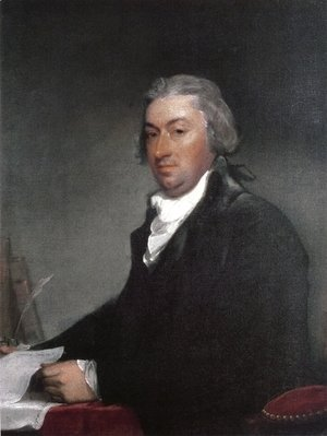 Gilbert Stuart - Robert R. Livingston