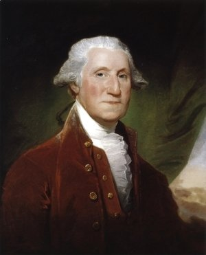 Gilbert Stuart - George Washington II
