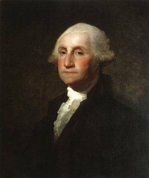 Gilbert Stuart - George Washington V