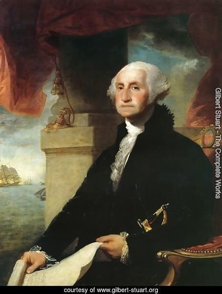George Washington(The Constable-Hamilton Portrait)