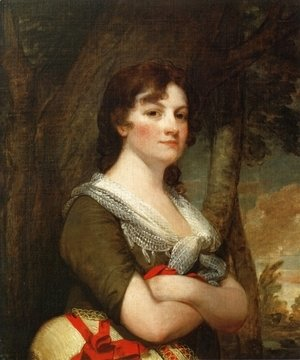 Elizabeth Parke Custis Law