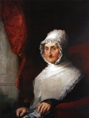 Gilbert Stuart - Lydia Pickering Williams