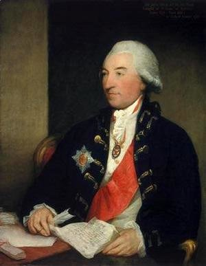 Gilbert Stuart - Sir John Dick