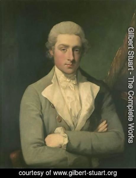 Gilbert Stuart - Self-Portrait 2