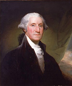 George Washington begun 1795