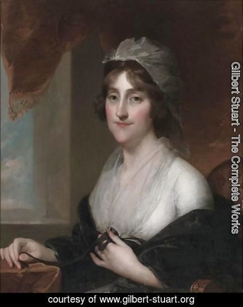 Mrs. William Rawle (Sarah Coates Burge)