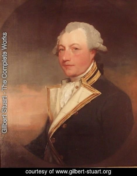 Gilbert Stuart - Sir Robert Kingsmill