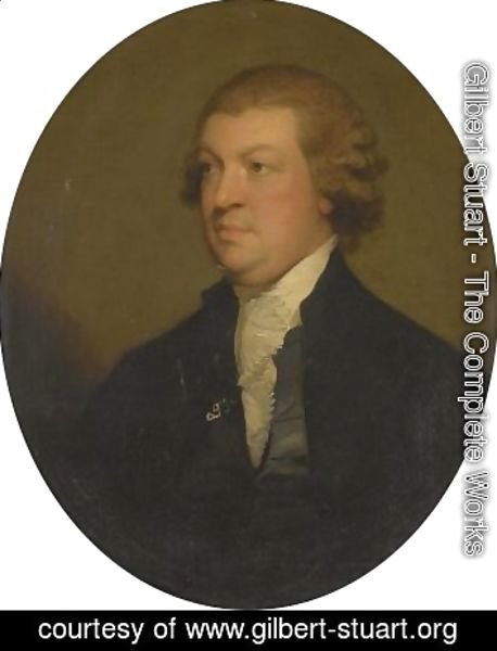 Portrait Of John Scott, 1st Earl Of Clonmell (1739-1798)
