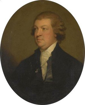 Gilbert Stuart - Portrait Of John Scott, 1st Earl Of Clonmell (1739-1798)